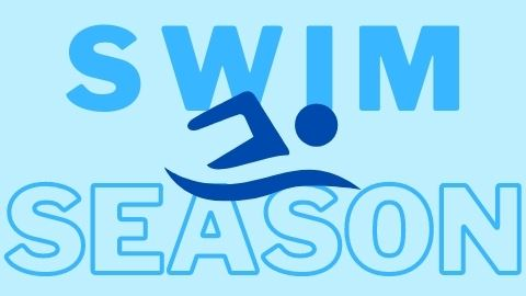 Swim Season Graphic